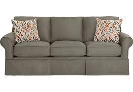 image of sofa provincetown ash sofa sofas gray