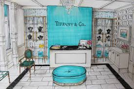 tiffany leigh interior design tiffany u0026 co reception completed