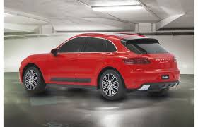 porsche macan porsche macan turbo 1 24 red 40mhz jamara shop