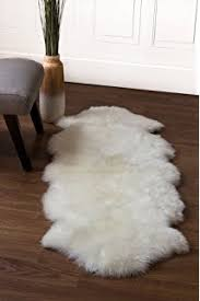 Sheepskin Area Rugs Area Rugs Genuine Australian Sheepskin Rug One