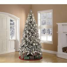 imposing ideas time tree 7ft pre lit artificial