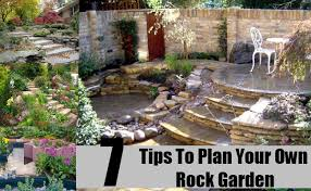 how to plan your own rock garden design your own attractive rock