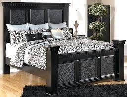black queen size bedroom sets queen size bedroom set nobintax info