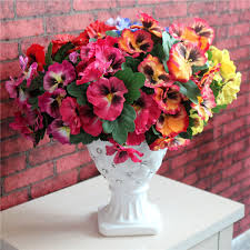 Home Decor Flower Arrangements Popular Flower Arranging Art Buy Cheap Flower Arranging Art Lots