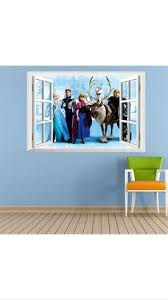Frozen Kids Room by Best 25 Frozen Wall Decals Ideas On Pinterest Frozen Inspired