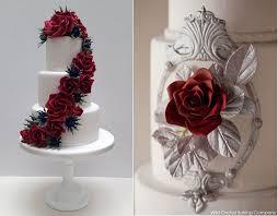 christmas wedding cakes christmas wedding cakes cake magazine