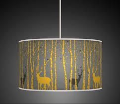 Fabric Pendant Light by 40cm 16