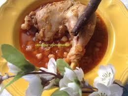 cuisine traditionnelle algeroise chtitha djedj algérienne tajine au poulet la cuisine de djoumana