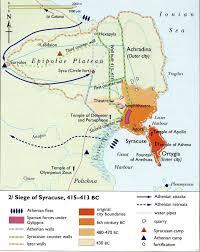 Syracuse University Map Lect17 Nicias U0026 The Sicilian Expedition Youtube