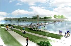 downtown dayton u0027s river run project about to become reality