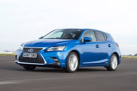 lexus hatchback new lexus ct 200h 2017 facelift review auto express