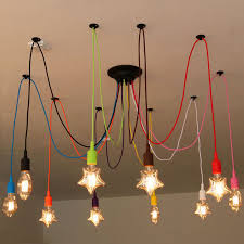 Diy Ceiling Lamps Spider Ceiling Picture More Detailed Picture About Nordic Retro