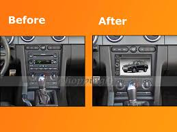 2009 ford mustang accessories ford mustang car dvd player gps navigation tv bluetooth 2007 2009