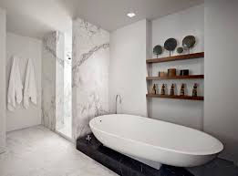 Modern Home Decor The Marble Bathroom