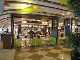 food court design pinterest terminal food court between terminals 1a and 1c at mumbai airport 1
