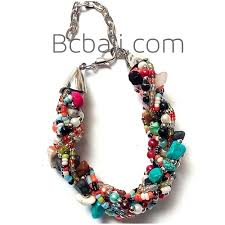 fashion beaded bracelet images Beads bracelets wholesale bead bracelets designs from bali jpg