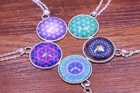 wholesale 2016 hot flower of spiritual jewelry mandala