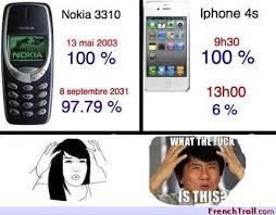 Iphone 4s Meme - nokia 3310 vs iphone 4s meme by zackaryadu89 memedroid