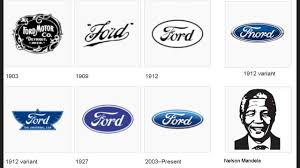 logo ford 2017 ford signature logo 1909 1912 no quantum mandela effect just