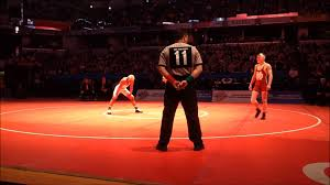 nicklee chad cj red vs nick lee ihsaa wrestling 132 lb state finals 2016