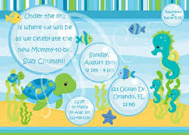 the sea baby shower invitations the sea baby shower invitations template wbzuqaty stuff to