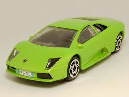 Lamborghini Murcielago Yellow - bburago 2001 lamborghini murcielago yellow green metallic in 1