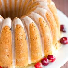cranberry pound cake with orange glaze brown eyed baker