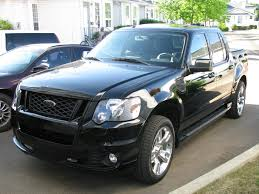 Ford Explorer Pickup - 2009 ford explorer sport trac news reviews msrp ratings with