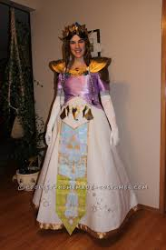 awesome homemade zelda costume the twilight princess brought to