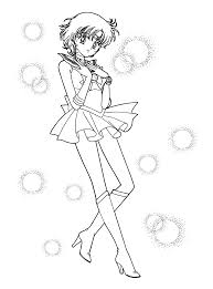 sailor jupiter coloring pages sailor moon coloring pages colorear