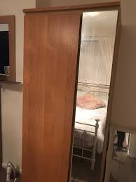 Ikea Oak Bedroom Furniture by Ikea Malm Oak Bedroom Furniture In Liverpool Merseyside Gumtree
