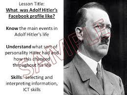 adolf hitler mini biography video what was adolf hitler s facebook profile like ppt video online