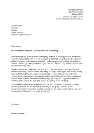 Job Seeking Application Letter Templates Cover Letter Registered Nurse Cover Letter Examples Graduate
