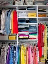Organized Closet Top 10 Organizing Tips You Need To Try Hgtv