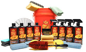 Car Cleaner Interior Total Interior Exterior Detailing Kit Cleans Your Car