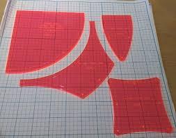 sunset seams acrylic quilt templates acrylic quilt templates