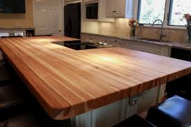 Hickory Table Top Hickory Kitchen Countertops J Aaron