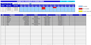 Restaurant Reservation Sheet Template Printable Reservation Sheet Microsoft Excel Templates