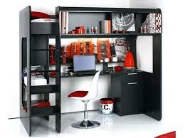 bureau sous lit mezzanine lit mezzanine 1 place bureau integre lit mezzanine 1 place bureau