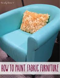 Martha Stewart Upholstery Fabric Tulip Fabric Spray Paint Chair Fabric Painting Teal Blue And