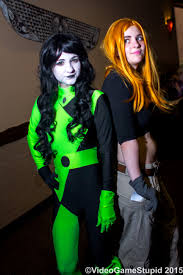 colossalcon 2015 shego and kim possible by videogamestupid on