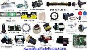 Backyard Spa Parts Tubs Spas Tub Parts Swim Spas