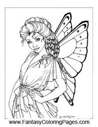 210 best fairy coloring sheets images on pinterest coloring