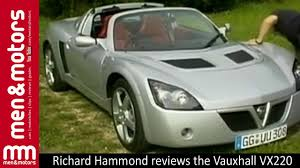 vauxhall vxr220 richard hammond reviews the vauxhall vx220 youtube