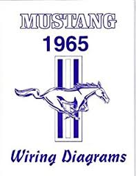 1965 mustang owner u0027s manual ford mustang amazon com books