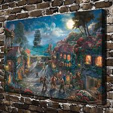 aliexpress buy h1389 kinkade of the caribbean