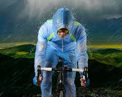 raincoat for bike riders outdoor sport cycling raincoat women men bikes riding rain coat