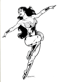 wonder woman in flight by guinnessyde on deviantart