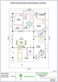 North Facing Floor Plans North Facing House Vastu Plan In Tamil House Interior