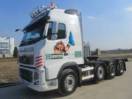 brand new volvo semi truck acquisition of new truck with 4 axles brand volvo fh84tb 750ks